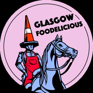 glasgow foodelicious logo