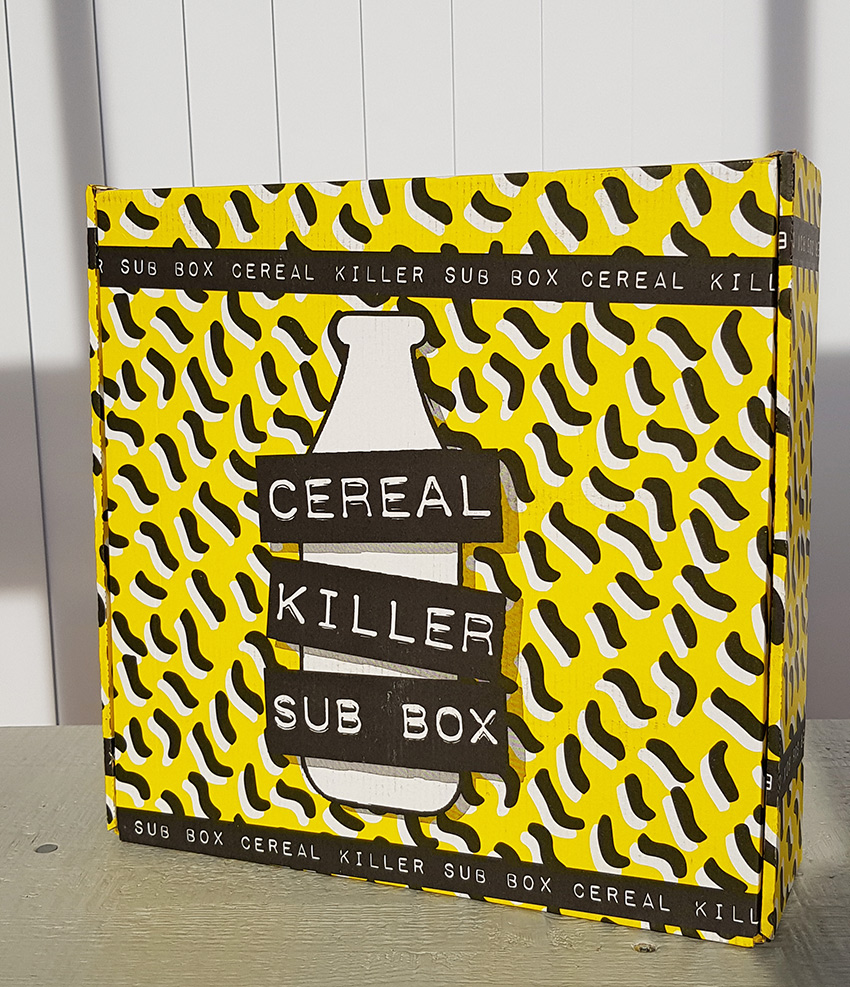cereal killer sub box uopen 1