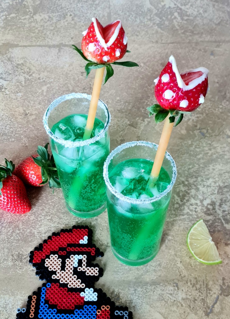 Super Mario Cocktail